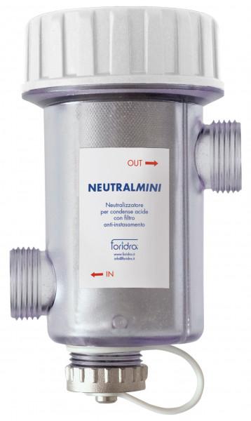 NEUTRAL MINI - Neutralisationsfilter für Gas Brennwertthermen