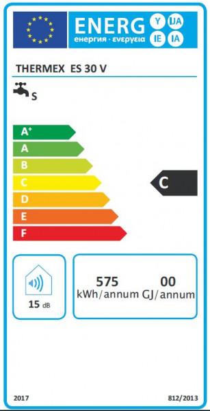 Thermex ES elektrischer Warmwasserspeicher