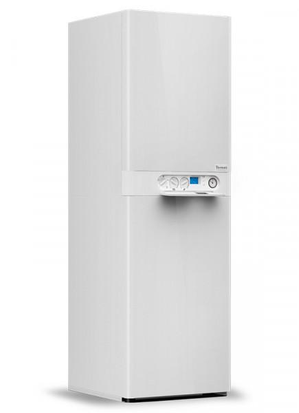 Heiztherme 28 kW Brennwerttherme mit integriertem Warmwasserpeicher THERMONA THERM 28 KDZ 10.A (100L