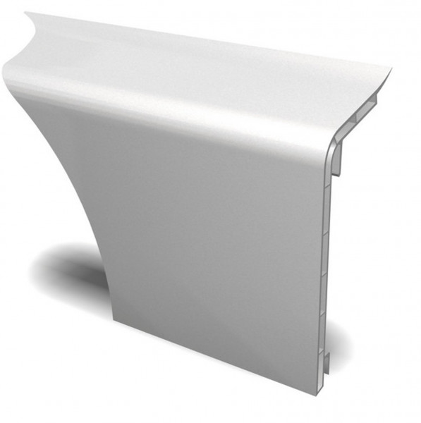 HZ SLF 2000 Sockelleisten u. Formteile - Farbe: grau