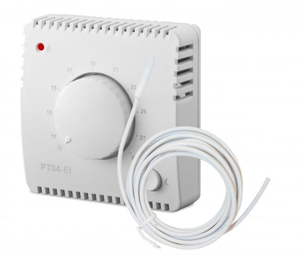 PT04-EI - Digitaler Raumthermostat mit Fühler