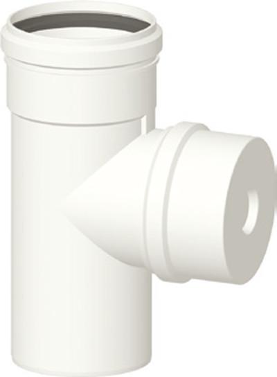 Kunststoff-Abgassystem Revisionsstück DN 80