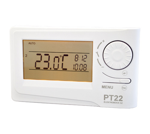 Digitaler Raumthermostat PT 22