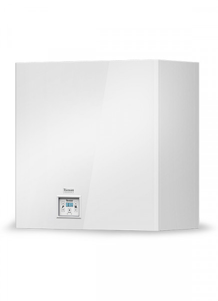 Heiztherme 3,2-14,8  kW mit integriertem 55 l WW-Speicher Brennwerttherme Turbotherme Thermona Therm