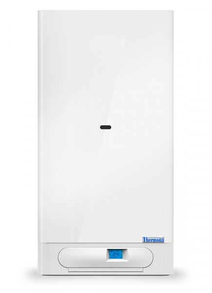 Kombitherme 28 kW Heizwerttherme Etagenheizung Gastherme Thermona THERM 28 CXE.AA