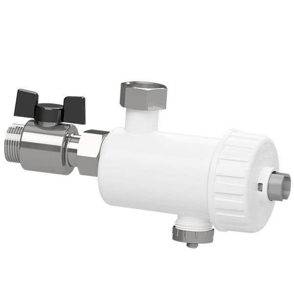 Magnetischer Filter und Schlammabscheider T-MAG MINI