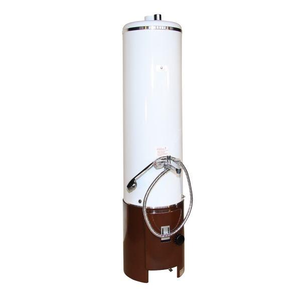 Wittigsthal Badeofen 100 Liter (mit Mischbatterie)