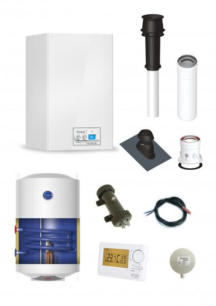 Therm 18 KDZ Pakte mit Warmwasserspeicher 100 L