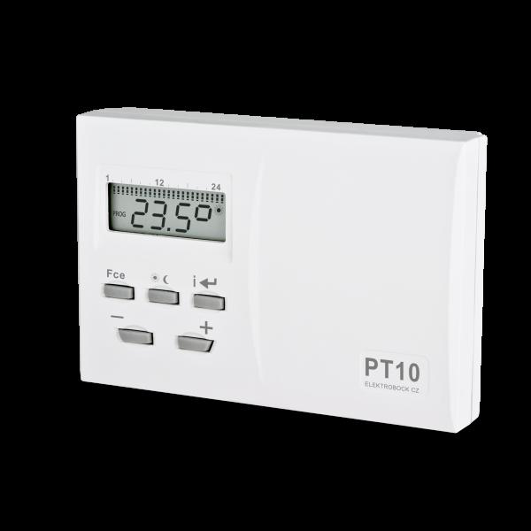 PT10 - Raumthermostat zur Heizungsregulation im Raum