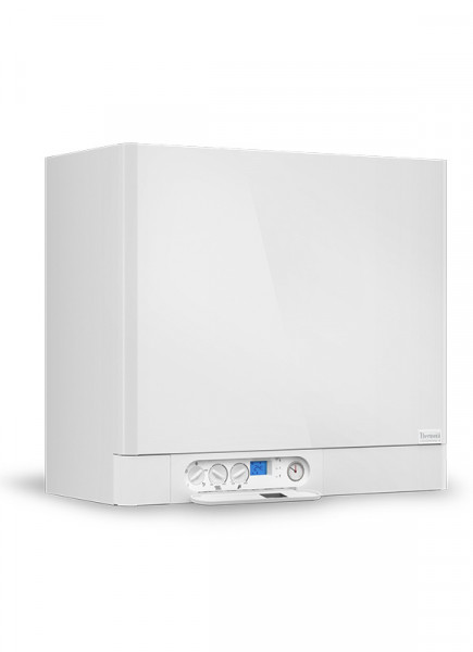 Gastherme Heiztherme14 kW mit integriertem Warmwasserspeicher 55 L Thermona THERM PRO 14 KX.A (55l)