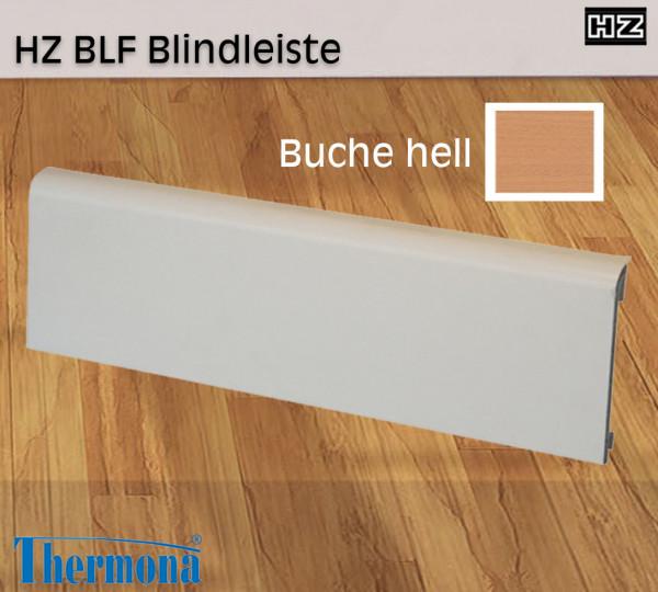 BLF 2 Meter Sockelleisten Buche hell